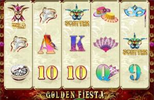 Игровой автомат golden fiesta